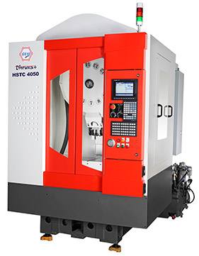 Vertical Machining Centers- HSTC SERIES