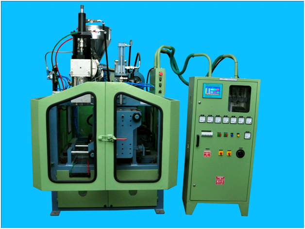 Single Station Blow Moulding Machine-5000-H-1