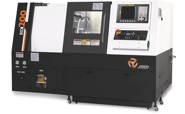 simple turning centers DX 200-7 A