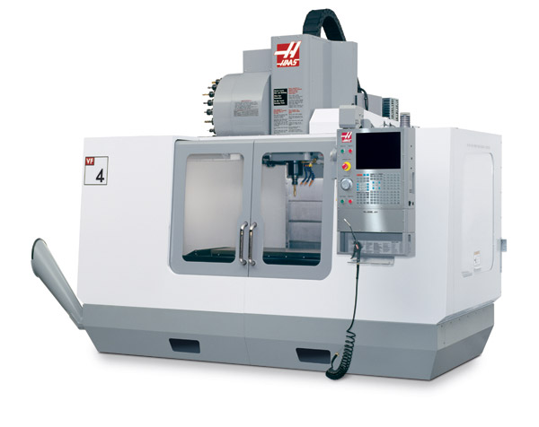 VF4 Vertical Machining Center