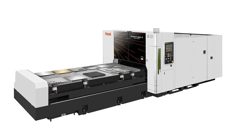 Laser Cutting Machine-SUPER TURBO-X 3015 FIBER