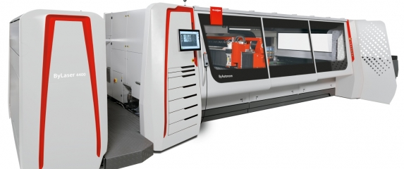 Laser Cutting Machine-ByAutonom