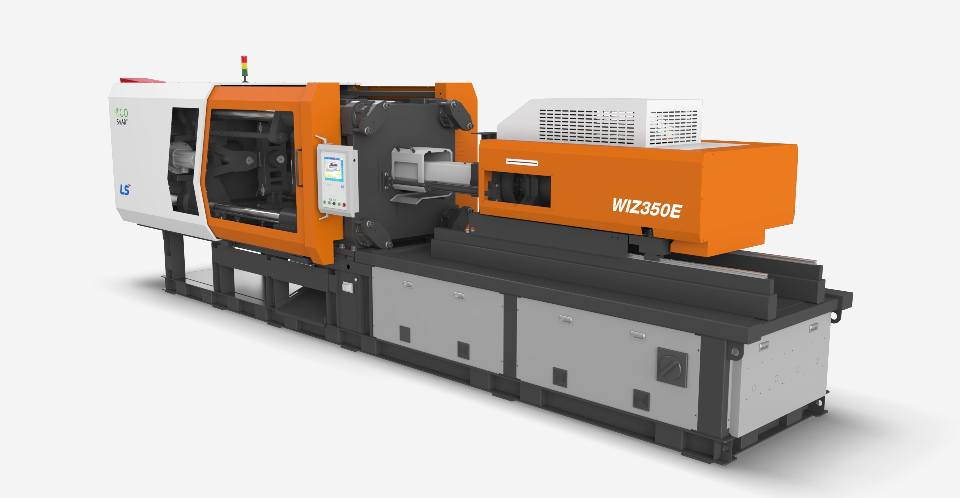 Electric Injection Moulding Machines