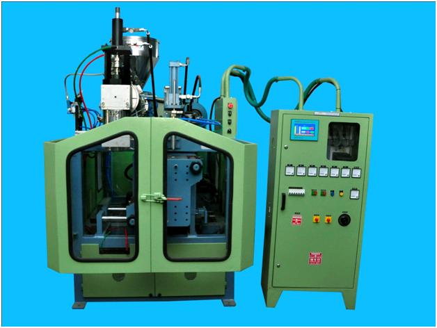 Single Station Blow Moulding Machine-5000-H-1