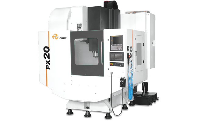CNC Vertical Machining Centers PX-Series PX-40