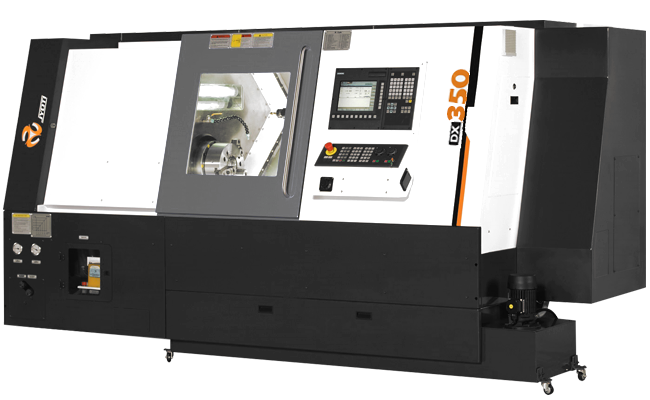 simple turning centers DX-350-700 B