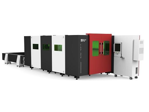 Fibre Laser Metal Cutting Machine