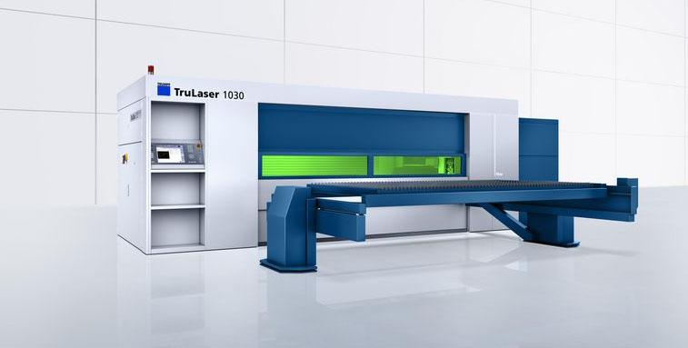 Laser Cutting Machine-TruLaser 1030 fiber