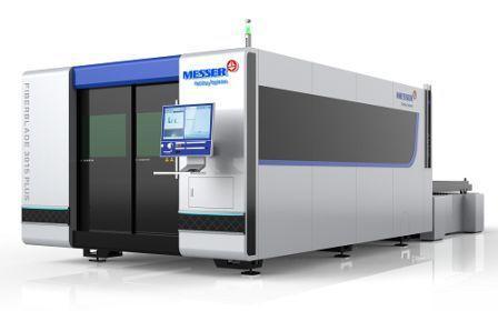 CNC LASER CUTTING MACHINE (FiberBlade V)